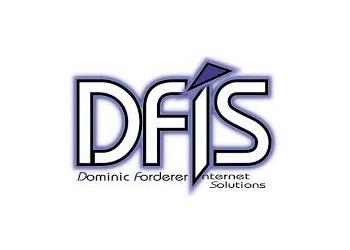 Logo Firma Dominic Forderer Internetagentur DFIS in Engen