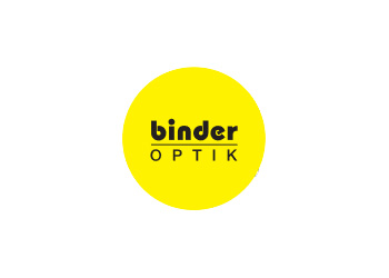 Logo Firma Binder Optik GmbH in Konstanz