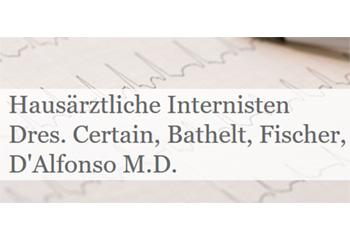 Logo Firma Hausärztliche Internisten Dres. Certain, Bathelt, Fischer, D'Alfonso M.D. in Konstanz